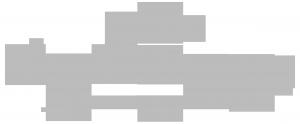 LOGO LES PIEDRIQUINES gris