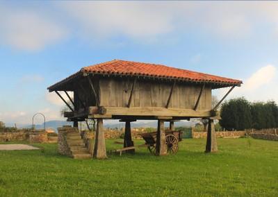Panera (asturian granery)